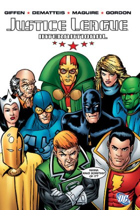 justice league international vol 1