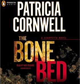 the bone bed patricia cornwell audiobook
