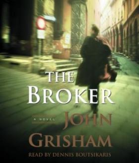 the broker john grisham audiobook