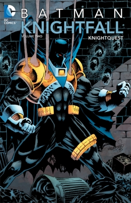 batman knightfall volume 2 knightquest