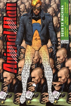 animal man deus ex machina
