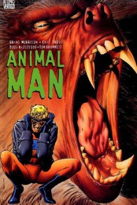 animal man vol 1 morrison