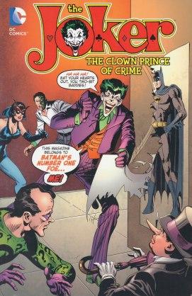 joker clown prince of crime