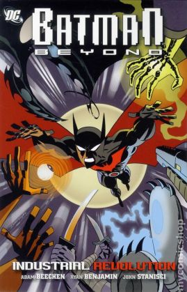 batman beyond industrial revolution