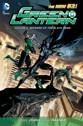 Green Lantern Volume 2 The Revenge Of The Black Hand