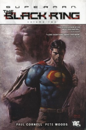 superman the black ring vol 2
