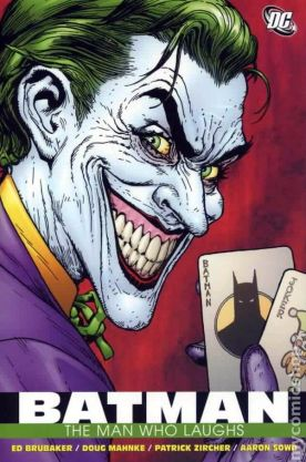batman the man who laughs