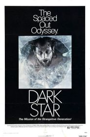 dark star b&w poster