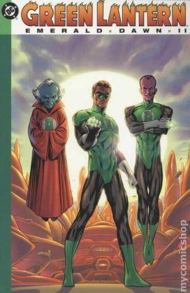 green lantern emerald dawn 2