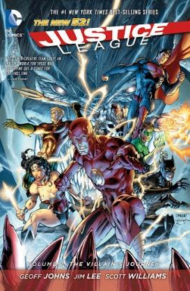 justice league vol 2 the villain's journey