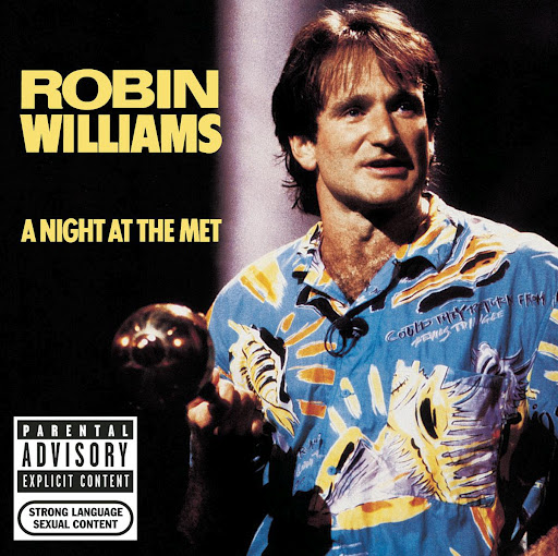 robin williams live at the met