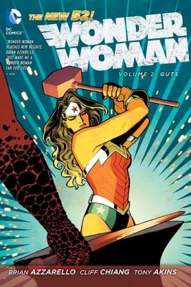 wonder woman vol 2 guts