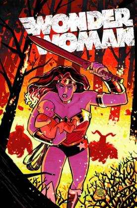 wonder woman vol 3 iron