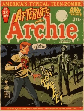afterlife with archie old school