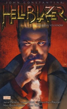 john constantine hellblazer vol 2 the devil you know
