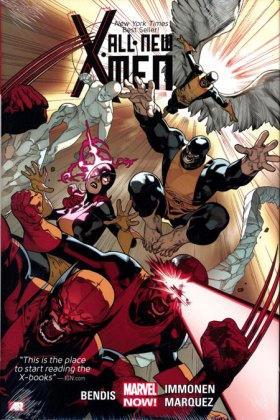 all-new x-men deluxe vol 1