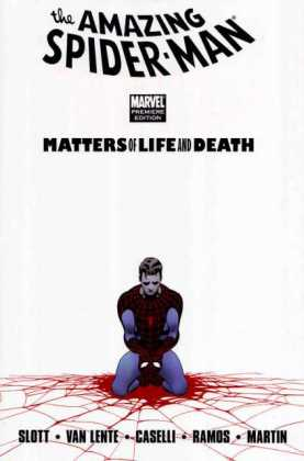 amazing spider-man matters of life and death