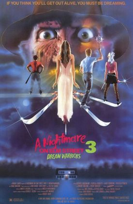 nightmare on elm street 3 dream warriors