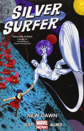 silver surfer volume 1 new dawn