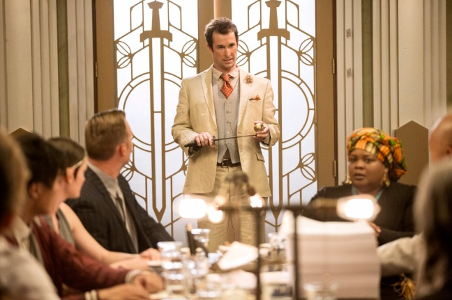 """The Librarians - 109""""And The Apple of Discord"""""""