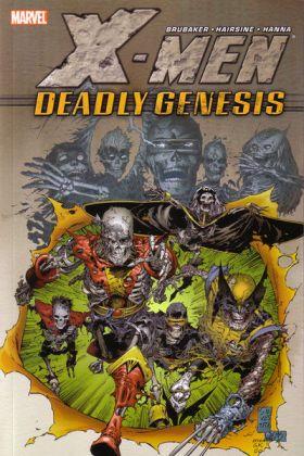 x-men deadly genesis