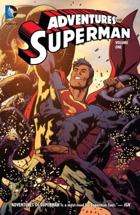 adventures of superman vol 1
