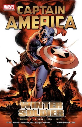 captain america winter soldier vol 1