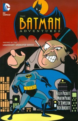 the batman adventures vol 1