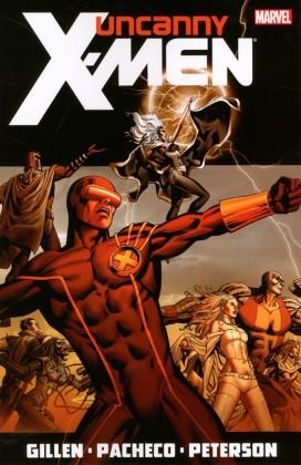 Uncanny X-Men By Kieron Gillen Vol 1