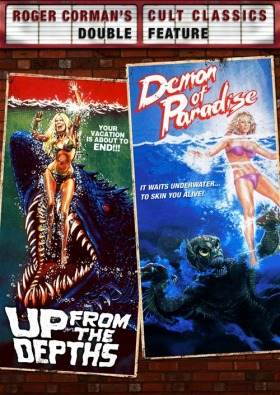 corman classics up from the depths and demon of paradise