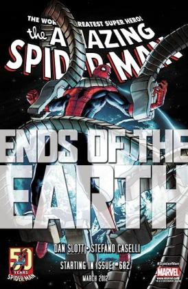 amazing spider-man ends of the earth