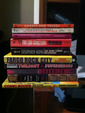 ambitious summer reading list 2015