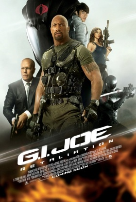 gi joe retaliation poster