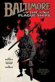 baltimore plauge ships