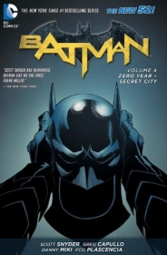 batman vol 4 year zero secret city