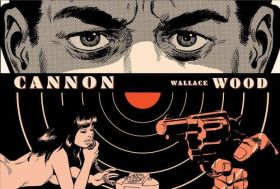 cannon by wally wood