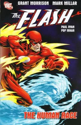 flash human race