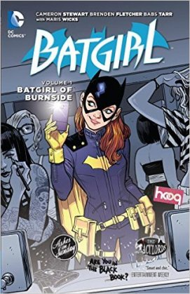 batgirl volume 1 batgirl of burnside