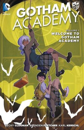 gotham academy volume 1 welcome to gotham academy