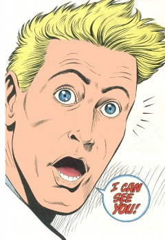 animal man i can see you