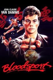 bloodsport art poster