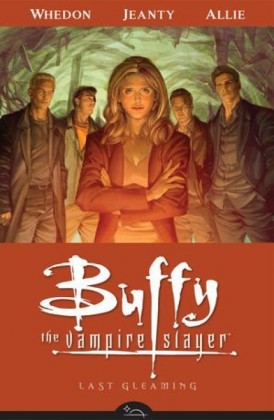 buffy season 8 volume 8 last gleaming