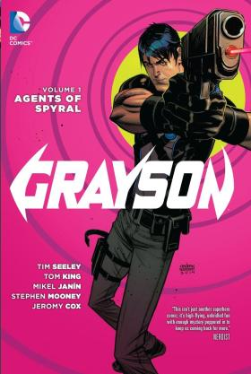 grayson volume 1 agent of spyral