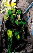 green arrow #2
