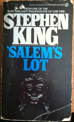salem's lot my copy