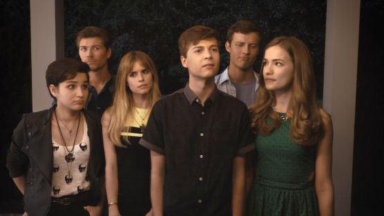scream the series cast