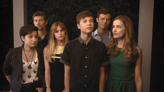scream the series cast