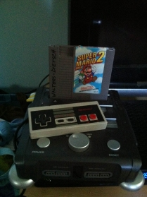 super mario 2 retron