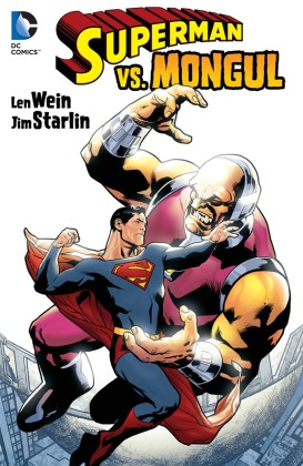 superman vs mongul