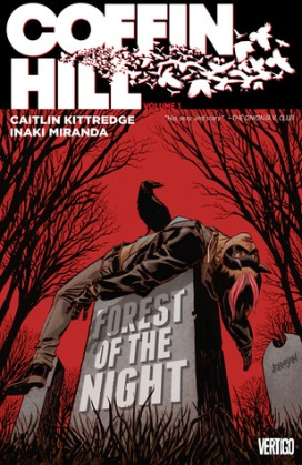 coffin hill volume 1 forest of the night